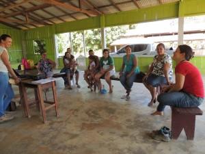 Grupos conheceram alternativas para facilitar o trabalho com o babaçu