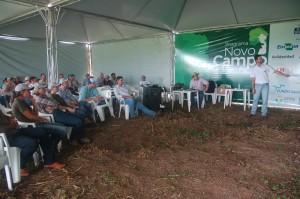 Vando Telles, coordenador do Programa, destacou que o Novo Campo quer auxiliar o produtor a escolher o caminho.