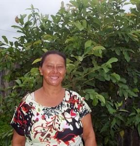 Maria Margarida, agricultora familiar de Cotriguaçu (MT) exercita, no dia a dia, a agroecologia. Foto: Sucena Shkrada Resk / ICV