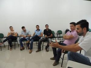 Legenda foto site: Vando Telles, do ICV, destacou olhar integrado sobre assistência  Foto: Raíssa Genro/ICV