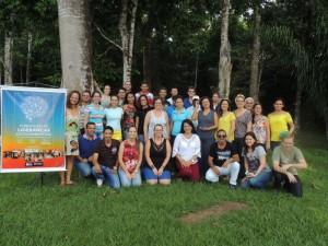 Participantes foram identificadas como lideranças socioambientais na região. Foto: Raíssa Genro/ICV