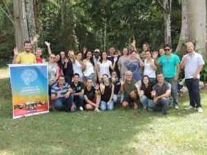 Formação trabalhou aspectos pessoais e profissionais dos participantes. Foto: Raíssa Genro/ICV