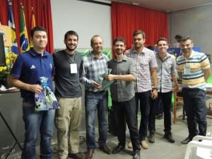 Comissão organizadora e palestrantes do I Sigepa. Foto: Raíssa Genro