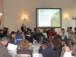 Governador Pedro Taques, durante apresentação da estratégia 'Produzir, Conservar e Incluir'. Foto: Daniela Torezzan/ICV