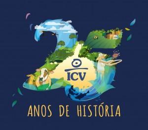 selo ICV 25 anos