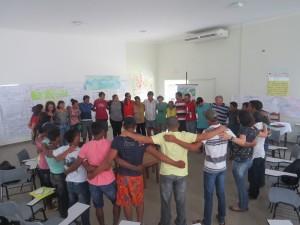 Oficina discutiu como será o monitoramento participativo. Foto: Raíssa Genro/ICV