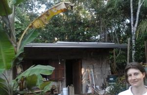Opção por energia solar é adotada por moradora de Chapada dos Guimarães. Foto: Sucena Shkrada Resk/ICV