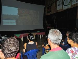 Videodocumentário O Complexo sensibilizou a plateia. Foto: Sucena Shkrada Resk/ICV