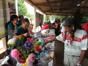 Integração entre culturas marcou o evento. Foto: Sucena Shkrada Resk/ICV