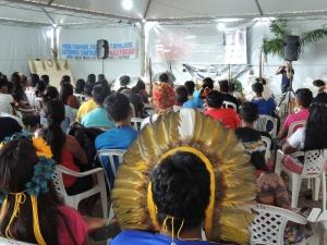 Povos indígenas e tradicionais se aliaram na defesa de seus direitos. Foto: Sucena Shkrada Resk/ICV