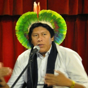 Bemoro Metyktire, presidente da FEPOIMT