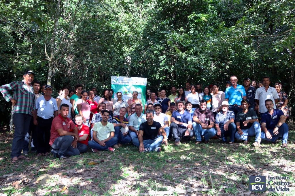 Encontro em Alta Floresta discute projeto Redes Socioprodutivas do Fundo Amazônia em parceria com o ICV