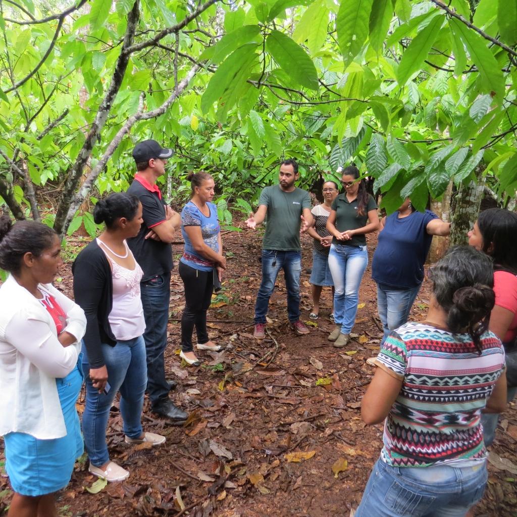 Projeto Redes Socioprodutivas promove intercâmbio entre Agricultores Familiares