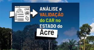 Capa da publicação ValidaCAR Acre