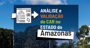 Capa da publicação ValidaCAR Amazonas