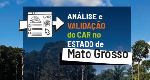 Capa da publicação ValidaCAR Mato Grosso