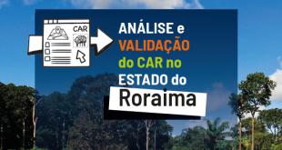 Capa da publicação ValidaCAR Roraima