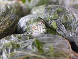Produtos da agricultura familiar vão ao mercado