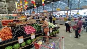 Gôndolas do novo mercado: produtos da agricultura familiar